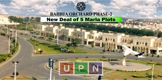Bahria Orchard Phase 2 New Deal of 5 Marla Plots in OLC-A Block – Latest Update