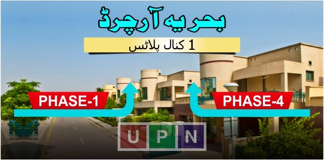 Bahria Orchard 1 Kanal Plots of Phase 1 and Phase 4 – A Comparison