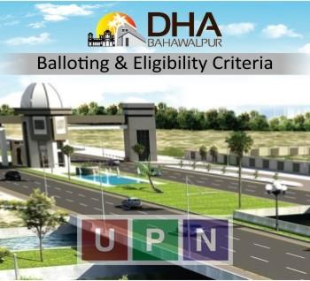 DHA Bahawalpur Balloting