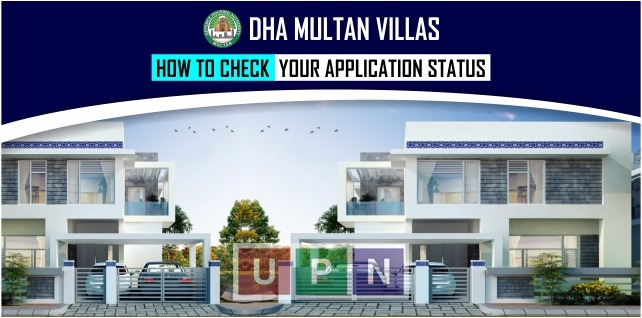 DHA Multan Villas Cell and How to Check Application Status Online – Update