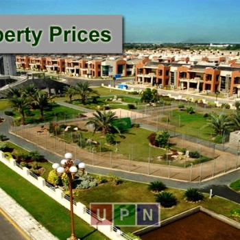 Latest Property Prices in Bahria Town Lahore