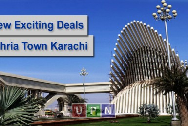 New Exciting Deals of Plots, Villas, & Apartments in Bahria Town Karachi