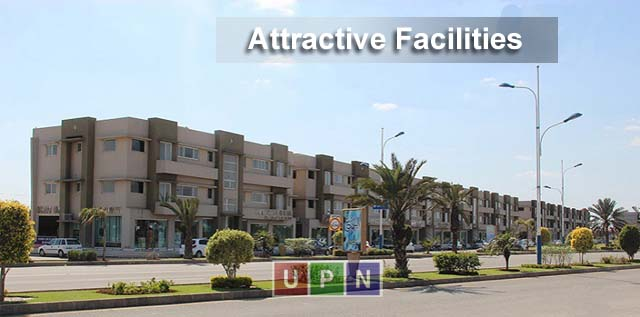 Attractive Facilities Available in Only Bahria Town Projects