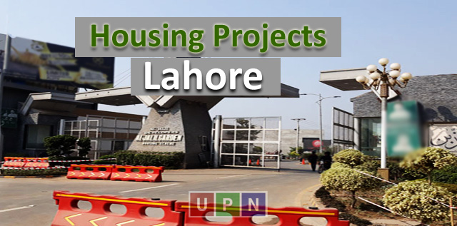 Latest Housing Projects in Lahore