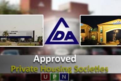LDA Approved Societies