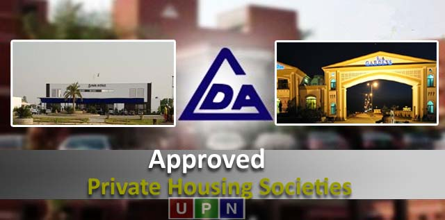 Top LDA Approved Private Housing Societies in Lahore