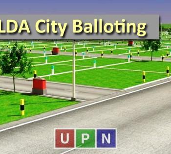 LDA City Lahore Balloting Date, Latest Prices, & Development Update