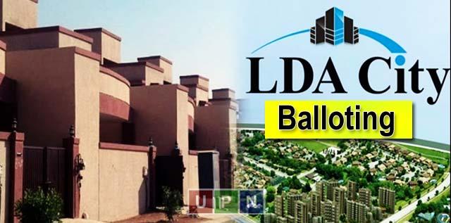 LDA City Lahore Balloting – Latest Update