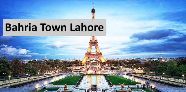 Sector F Bahria Town Lahore – Details That Will Be Helpful To Make a Profitable Investment