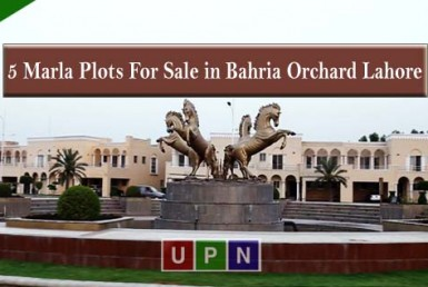 5 Marla Plots For Sale in Bahria Orchard Lahore - Complete Overview