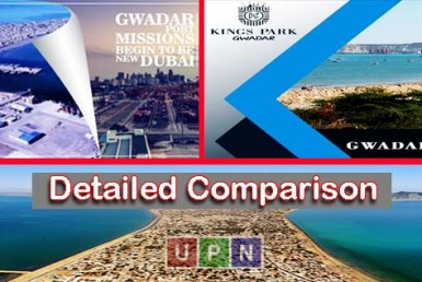 A Detailed Comparison of Kings Park Gwadar & Gwadar Central