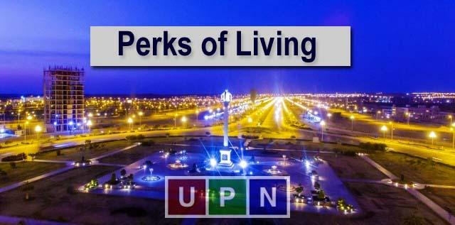 Perks of Living in Bahria Town Karachi