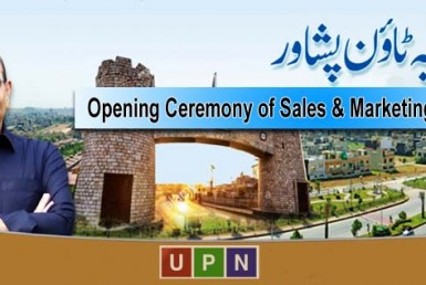 Bahria Town Peshawar - Opening Ceremony of Sales & Marketing Office