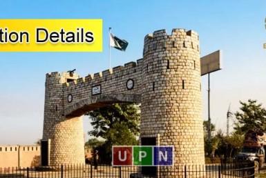 Bahria Town Peshawar - Complete Location Details
