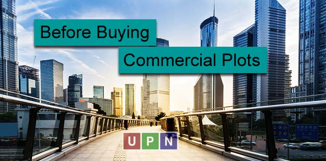 Things to Consider Before Buying Commercial Plots in Pakistan