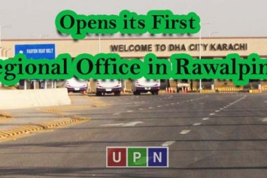 DHA Karachi Opens its First Regional Office in Rawalpindi