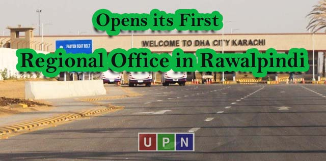 DHA Karachi Opens its First Regional Office in Rawalpindi