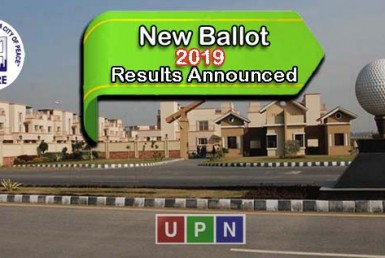 DHA Lahore New Ballot 2019 Results Announced
