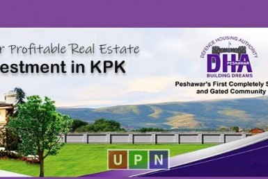 DHA Peshawar - Another Profitable Real Estate Investment in KPK