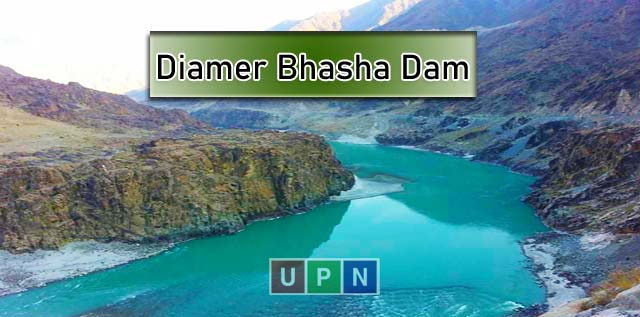 Diamer Bhasha Dam Construction