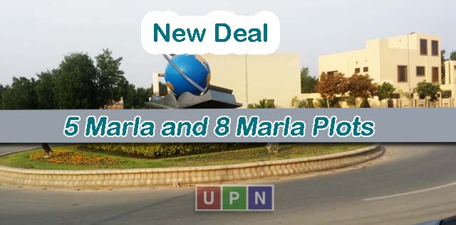 New Deal of 5 Marla and 8 Marla Plots in Eastern & J Block of Bahria Orchard Lahore