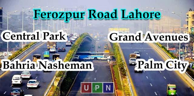 Top Housing Options on Ferozpur Road Lahore