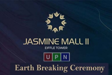 Jasmine Grand Mall 2 - Earth Breaking Ceremony - Latest Updates