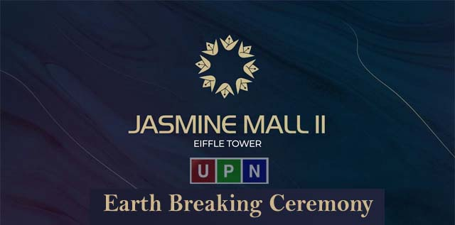 Jasmine Grand Mall 2 – Earth Breaking Ceremony – Latest Updates
