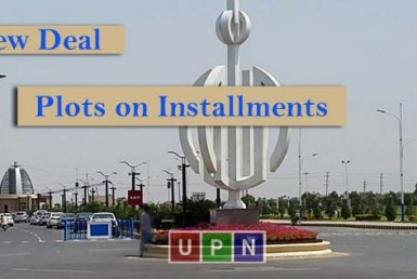 New Deal of Plots on Installments in Bahria Orchard Phase 4