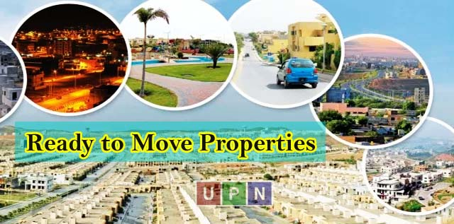 Ready to Move Properties in Bahria Town Karachi