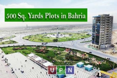 500 Sq Yards Plots in Bahria Town Karachi - An Overview