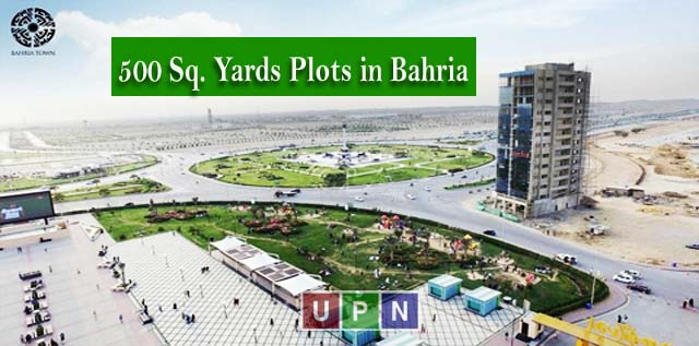 500 Sq Yards Plots in Bahria Town Karachi – An Overview
