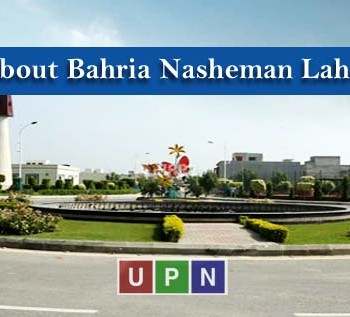 Bahria Nasheman Lahore - A Beautiful Society in the City of Gardens