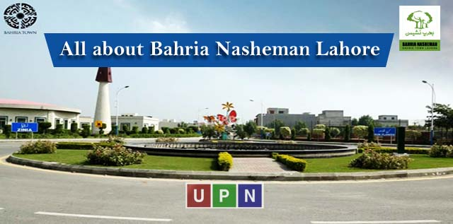 Bahria Nasheman Lahore – A Beautiful Society in the City of Gardens