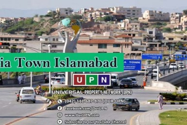 Bahria Town Islamabad - All Phases & Their Details
