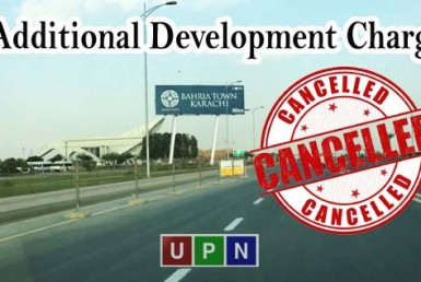 Bahria Town Karachi Cancelled All Additional Development Charges on Residential Plots - Good News For You