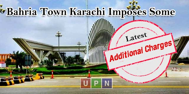 Bahria Town Karachi Imposes Some Additional Development Charges on Residential Plots- Latest Details