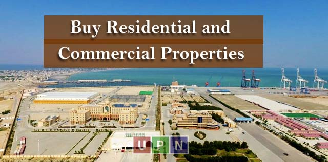 Best Places to Buy Residential and Commercial Properties in Gwadar