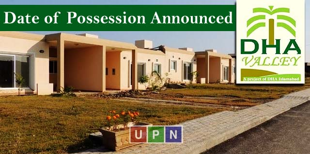 DHA Valley Islamabad – Expected Date of Possession Announced