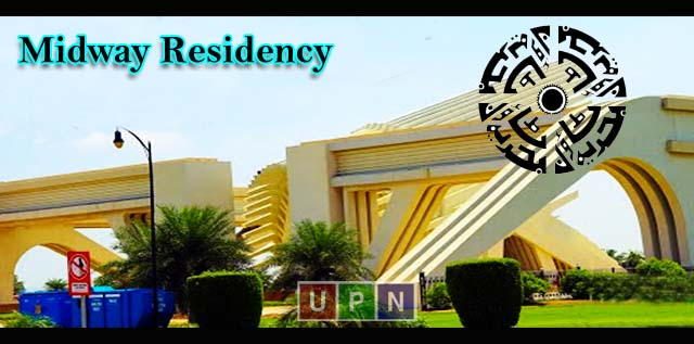 Midway Residency – A New Project in Bahria Town Karachi