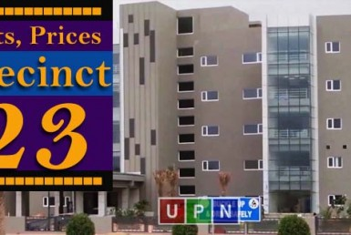 Precinct 23 - Location, Plots, Prices, Development, and Investment