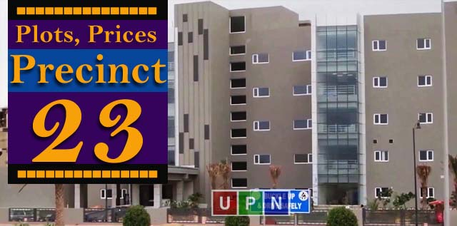 Precinct 23 – Location, Plots, Prices, Development, and Investment