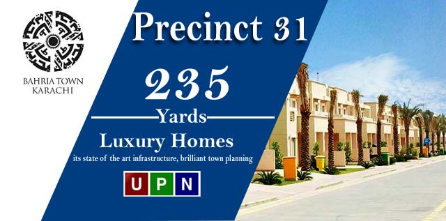 Precinct 31 – 235 Sq. Yards Villas – All You Need to Know