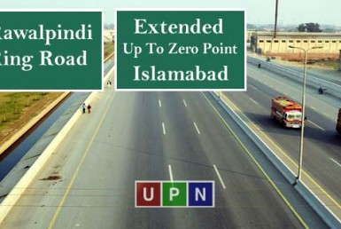 Rawalpindi Ring Road Will Be Extended Up To Zero Point Islamabad