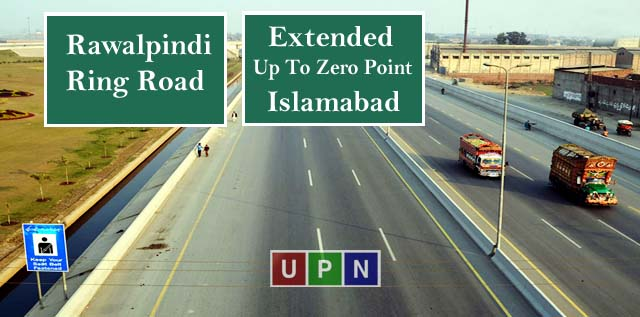 Rawalpindi Ring Road Will Be Extended Up To Zero Point Islamabad – Route Changed Once Again