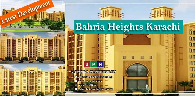 Bahria Heights Karachi – Latest Development, Prices, and More