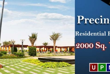 Residential Plots of 2000 Sq. Yards For Sale in Precinct 3 – BahriaTown Karachi