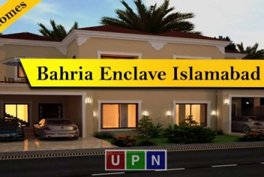 Sunset Homes - Villas on Installments in Bahria Enclave Islamabad