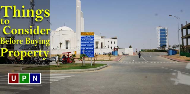 Things to Consider Before Buying Property in Bahria Town Karachi!