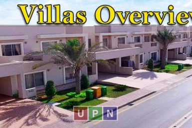 Villas Overview in Bahria Town Karachi